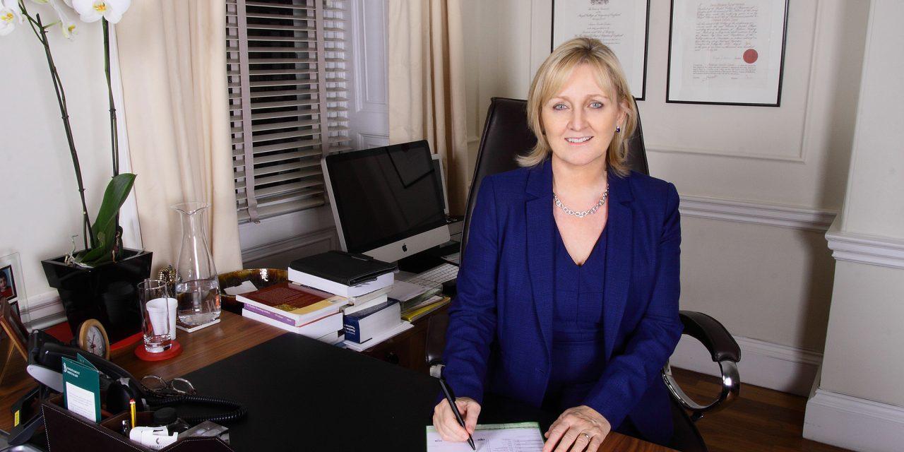 Interview with IWIM Founder Dr Stephanie Barrett