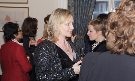 Our next networking event – tomorrow at the Sloane Club